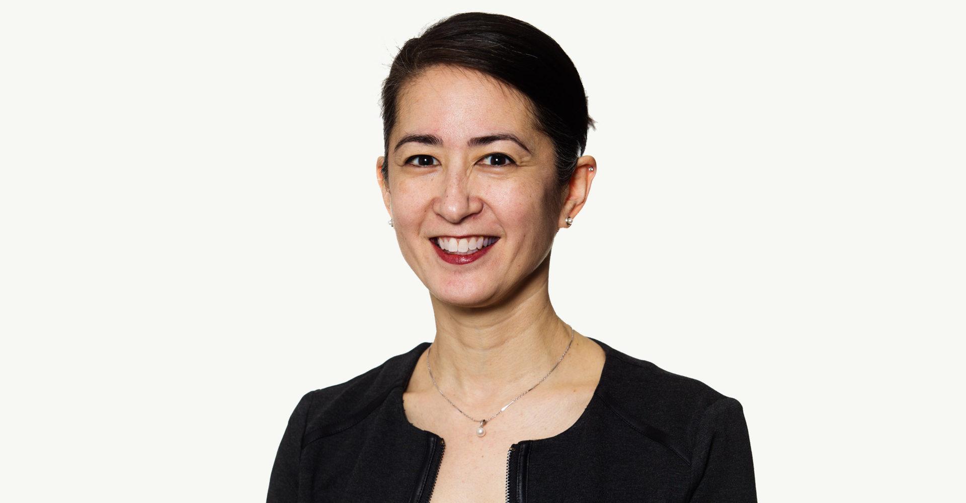 Gail Hamamoto élue au conseil d'administration de la IWRF
