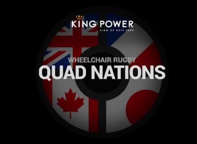 LE CANADA SE CLASSE QUATRIÈME AU TOURNOI KING POWER QUAD NATIONS DE 2019