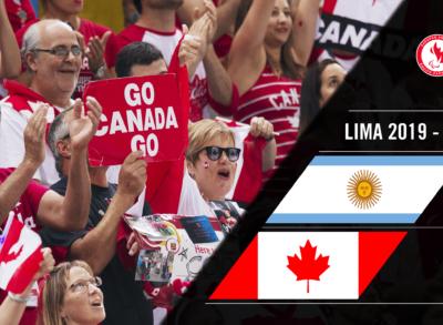 EN DIRECT – Canada vs Argentine