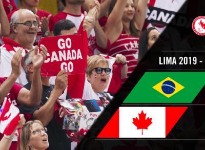EN DIRECT – Canada vs Brézil