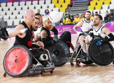 Jeux parapanaméricains de Lima 2019
