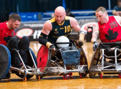 Le Canada sera l'hôte du Tournoi de qualification paralympique de 2020 de la IWRF