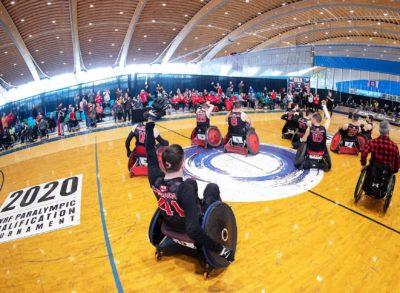 """Documentaire sur le rugby en fauteuil roulant """"Across the Line"""" sera diffusé le 29 mai"""